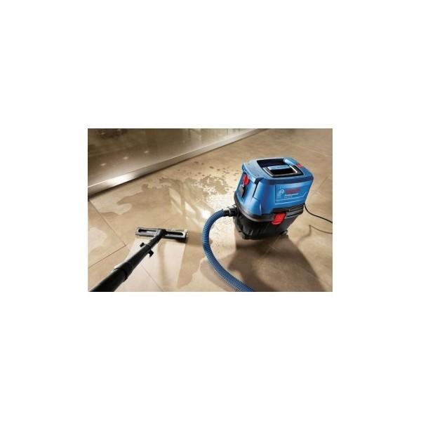 Aspirateur eau et poussière Bosch GAS 15 PS Professional maroc 2