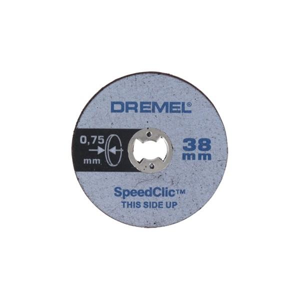 Disque à tronçonner DREMEL SC409 Speedclic maroc 1