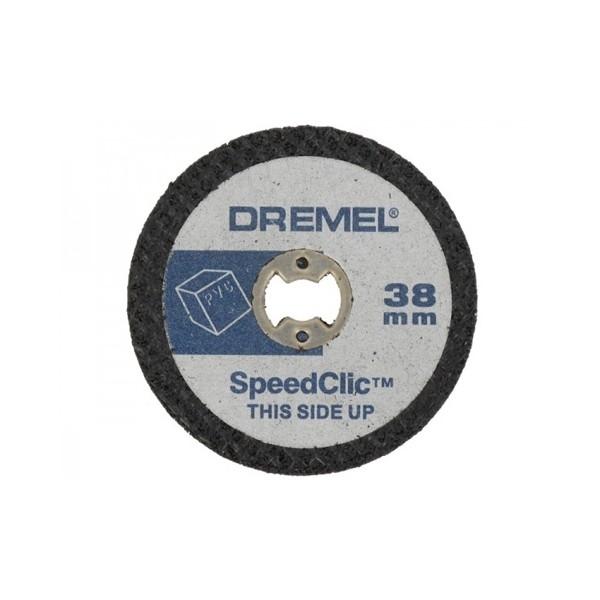 Disque à tronçonner pour plastique DREMEL SC476 maroc 1