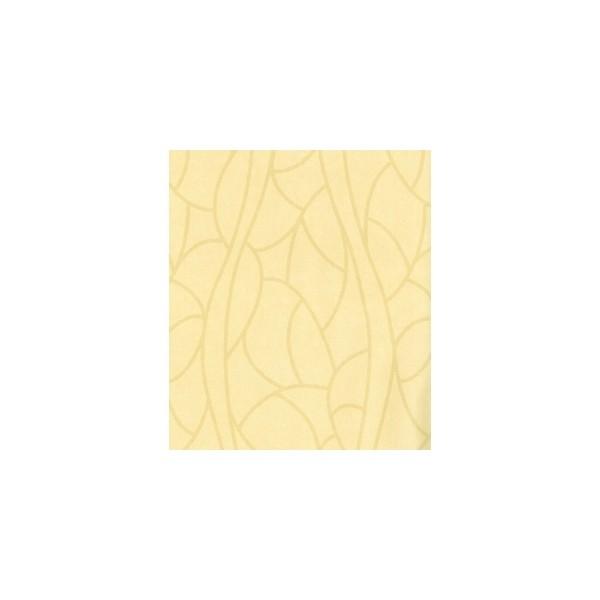 Papier Peint PRIMADECO -Spirographe jaune 332-06 10m0.50m maroc