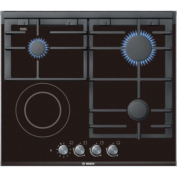 plaque de cuisson bosch verre mixte 60cm pry626b70e. Black Bedroom Furniture Sets. Home Design Ideas