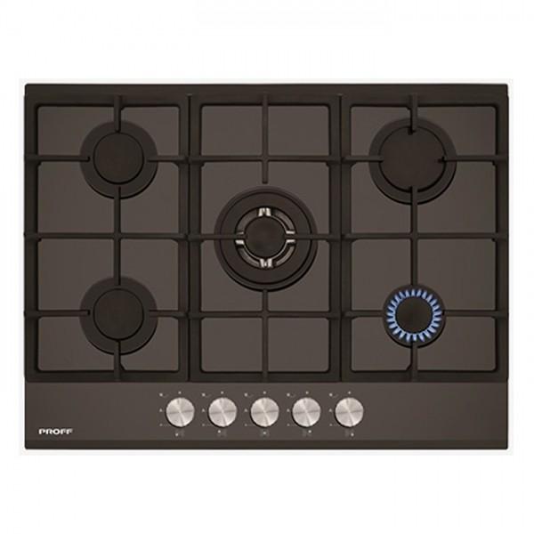 plaque de cuisson proff verre gaz h7501 hgssp outillage maroc. Black Bedroom Furniture Sets. Home Design Ideas