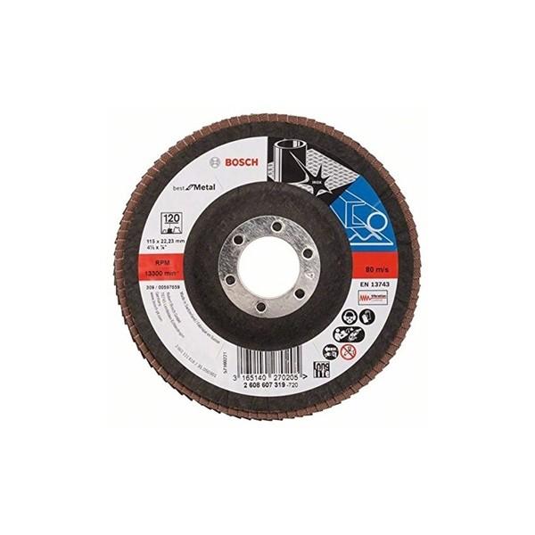 Plateau à lamelles BOSCH – 115 mm maroc 1