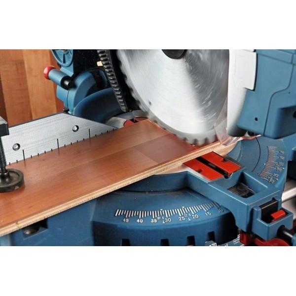 Scie à table et à onglets BOSCH GTM 12 JL Professional maroc 3