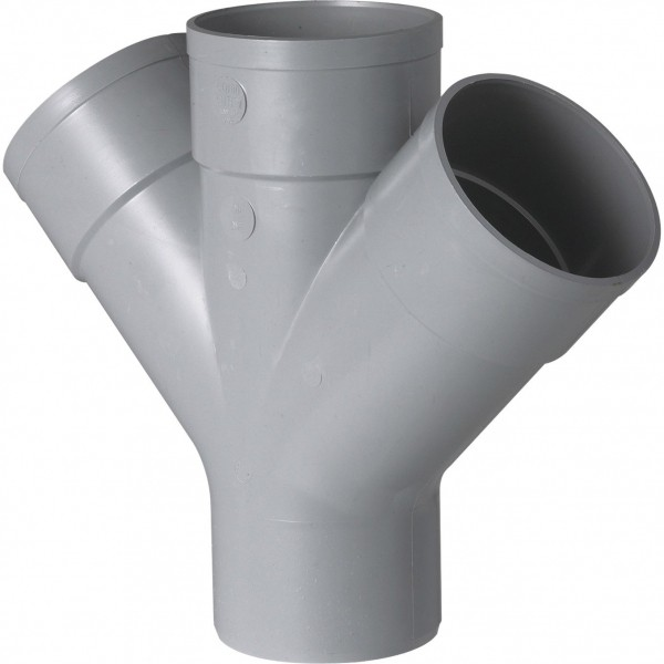 Raccords PVC culotte 110 mm maroc 4