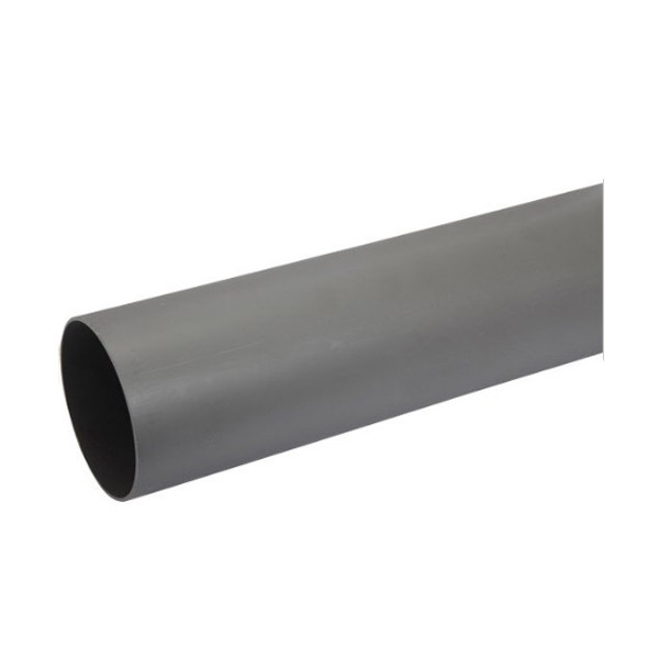 Tube d'évacuation PVC 100 mm maroc 5
