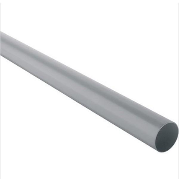 Tube d'évacuation PVC 75 mm. maroc 4